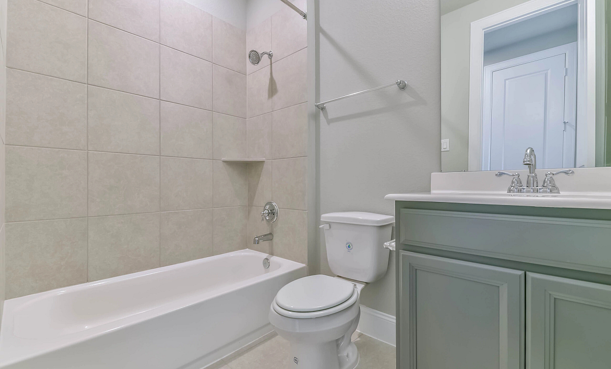 Plan 5039 QMI 3301 Guest Bathrrom