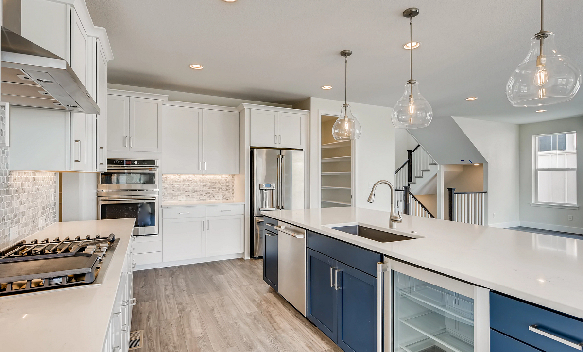 Canyons Luxe Stratton Kitchen