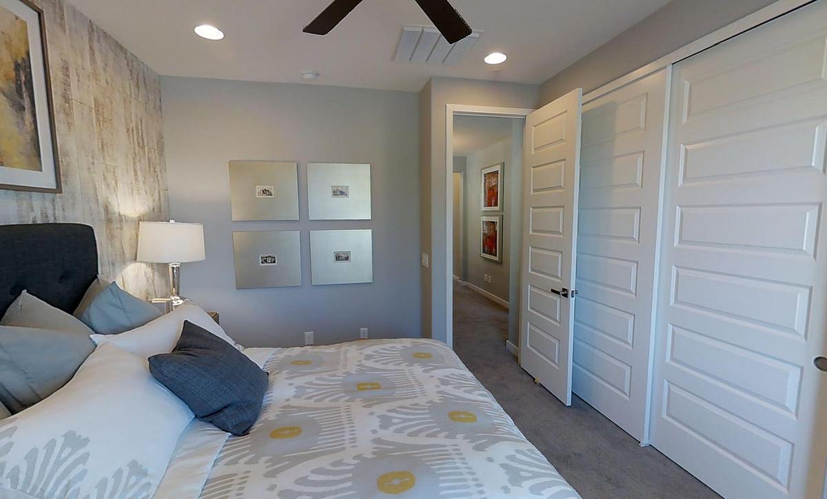 Polaris Plan Guest Bedroom
