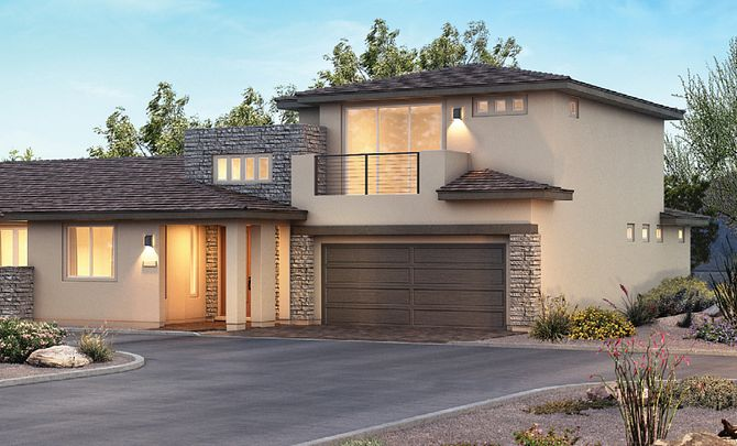Trilogy in Summerlin Reflect Exterior B