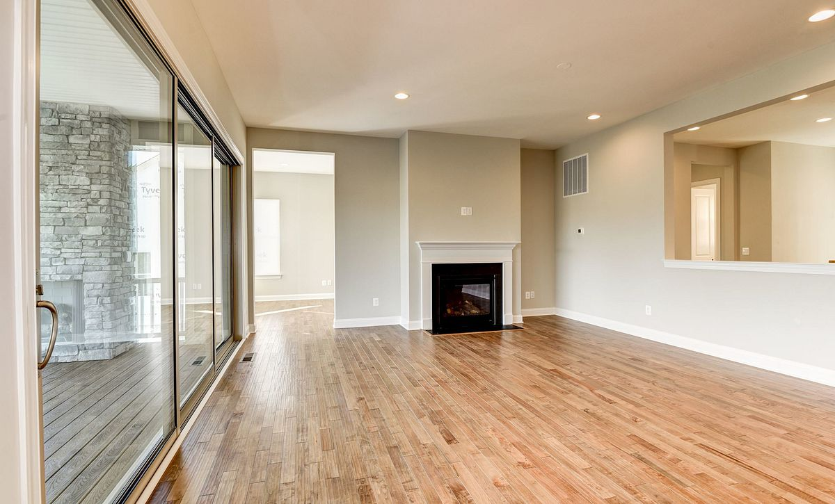 Trilogy at Lake Frederick Hensely Plan Quick Move In Great Room