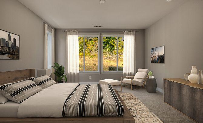 Trilogy Tehaleh Lot 4004 Master Bedroom