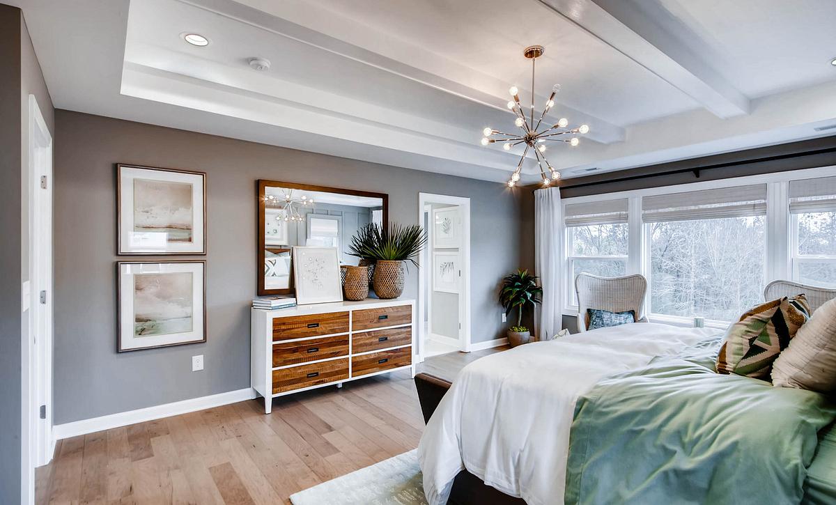 Cambridge Plan Owner's Suite