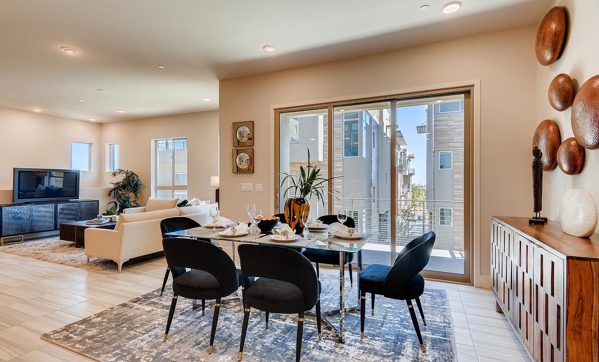Trilogy Summerlin Inspire Dining Room