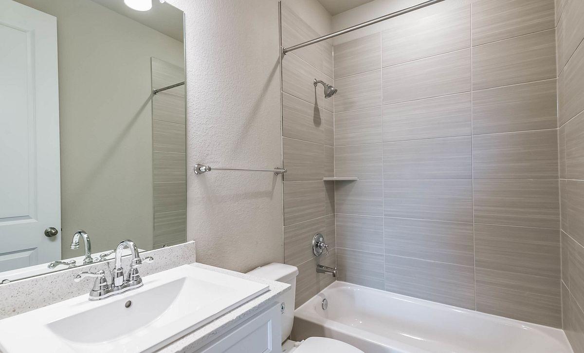 Plan 5069 Secondary Bath