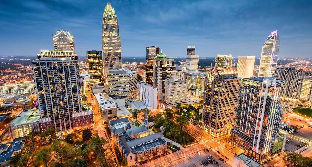 Charlotte Cityscape