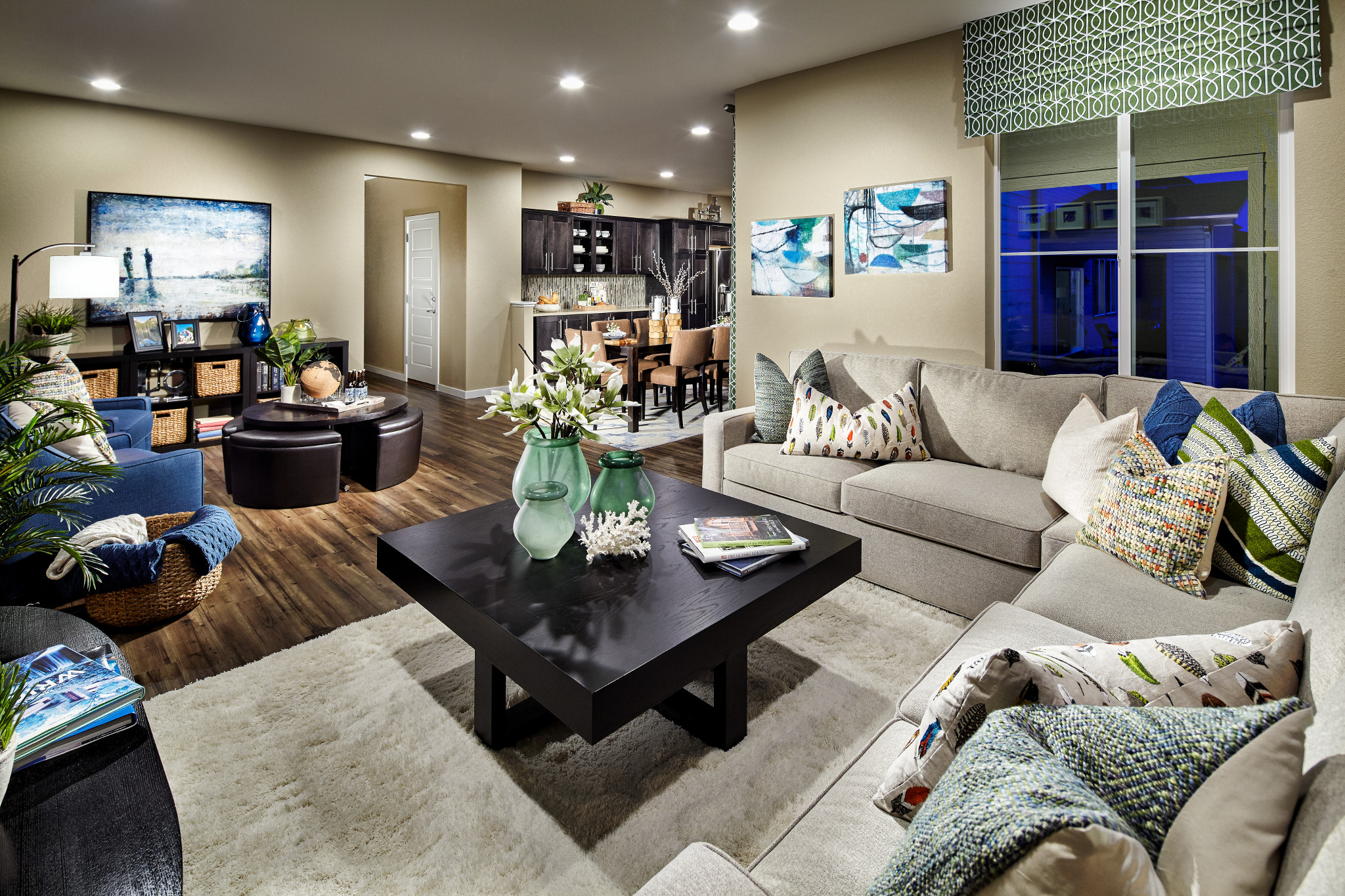 Reunion SPACES Plan 3507 Great Room