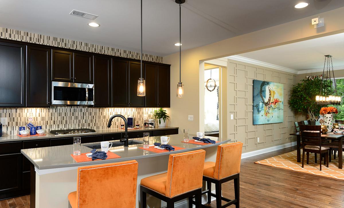 Trilogy at Lake Frederick Nice Floorplan Kitchen