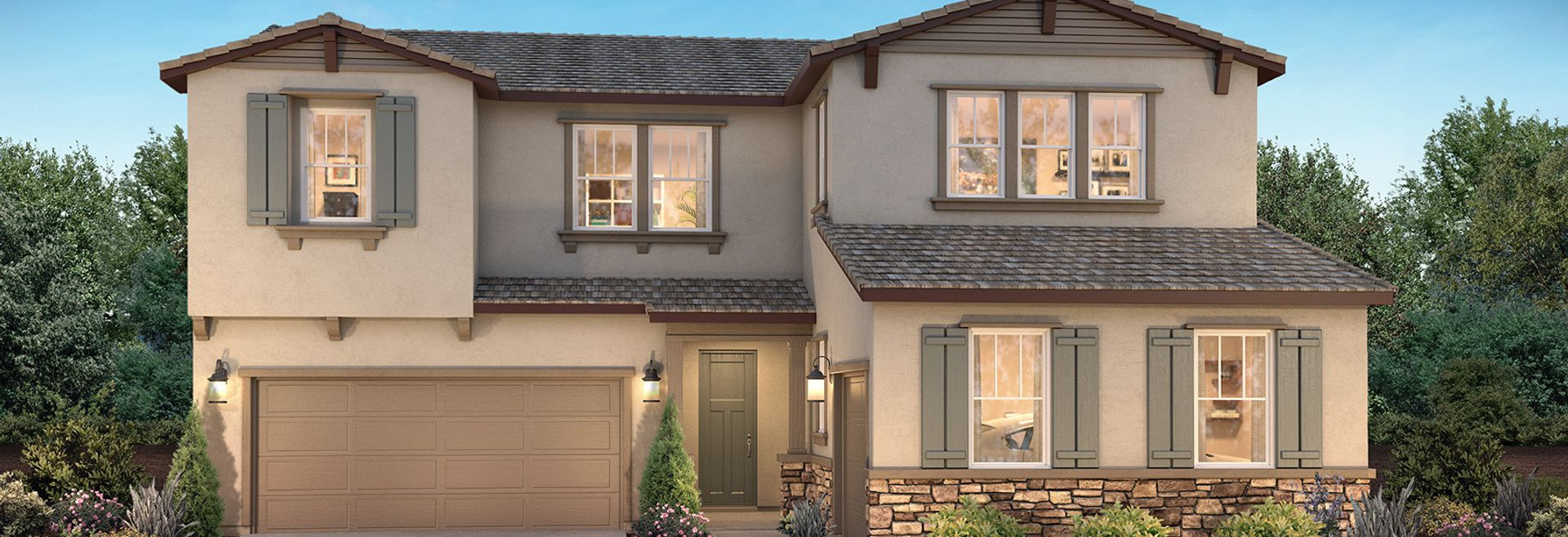 Vente at Tracy Hills by Shea Homes