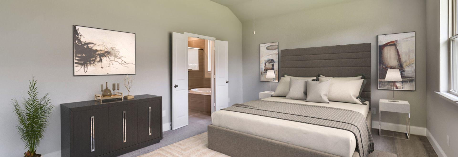 Plan 4029 Master Suite