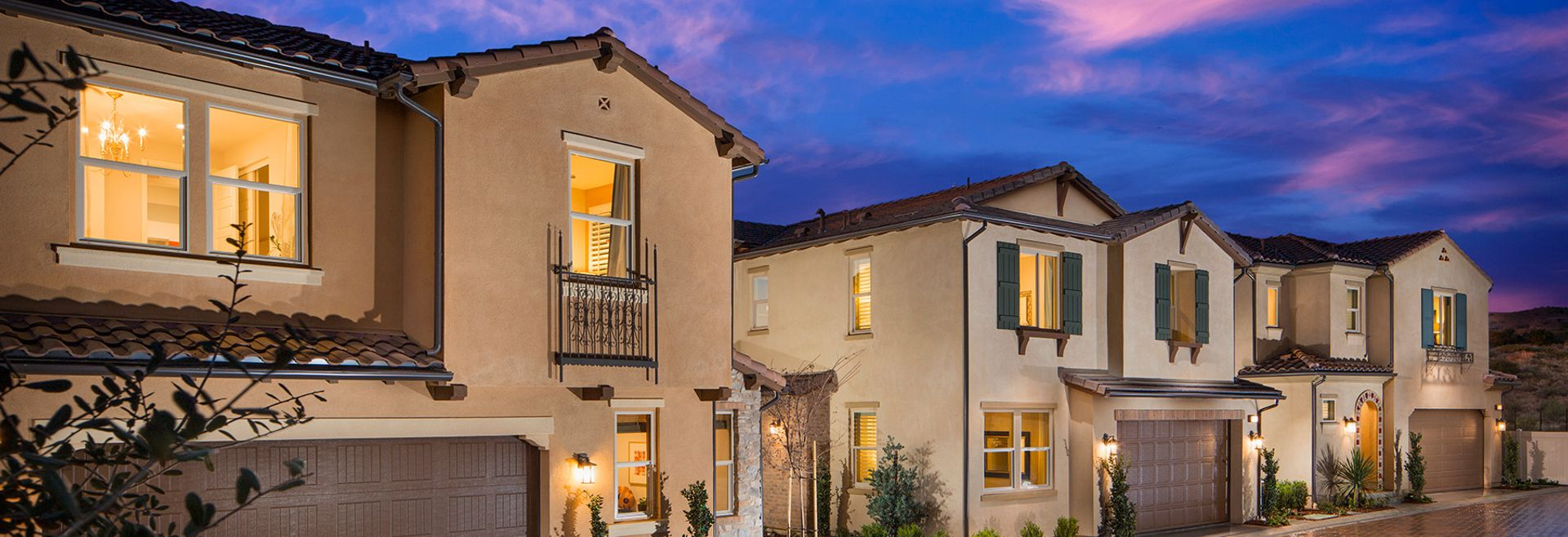 Bristol at Baker Ranch by Shea Homes in Lake Forest, CA