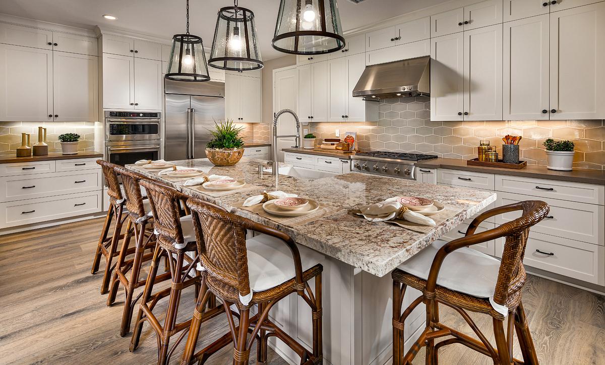 Gardenia Plan 1 Kitchen
