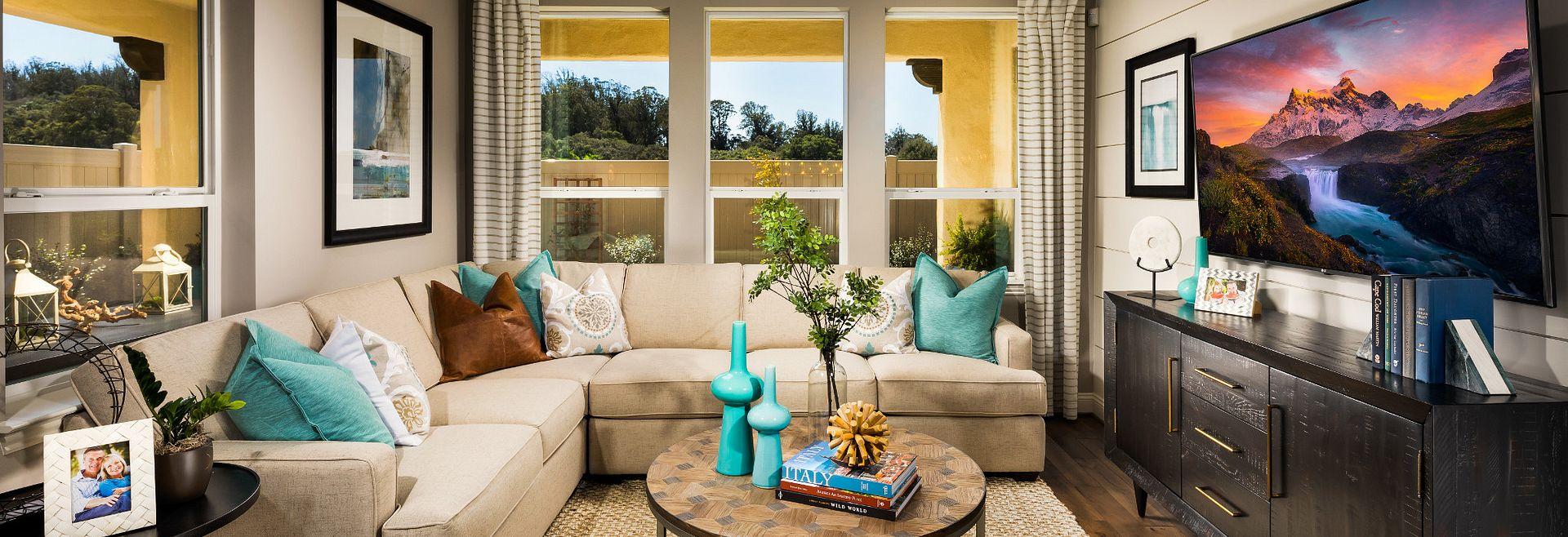 Acacia Plan Living Room