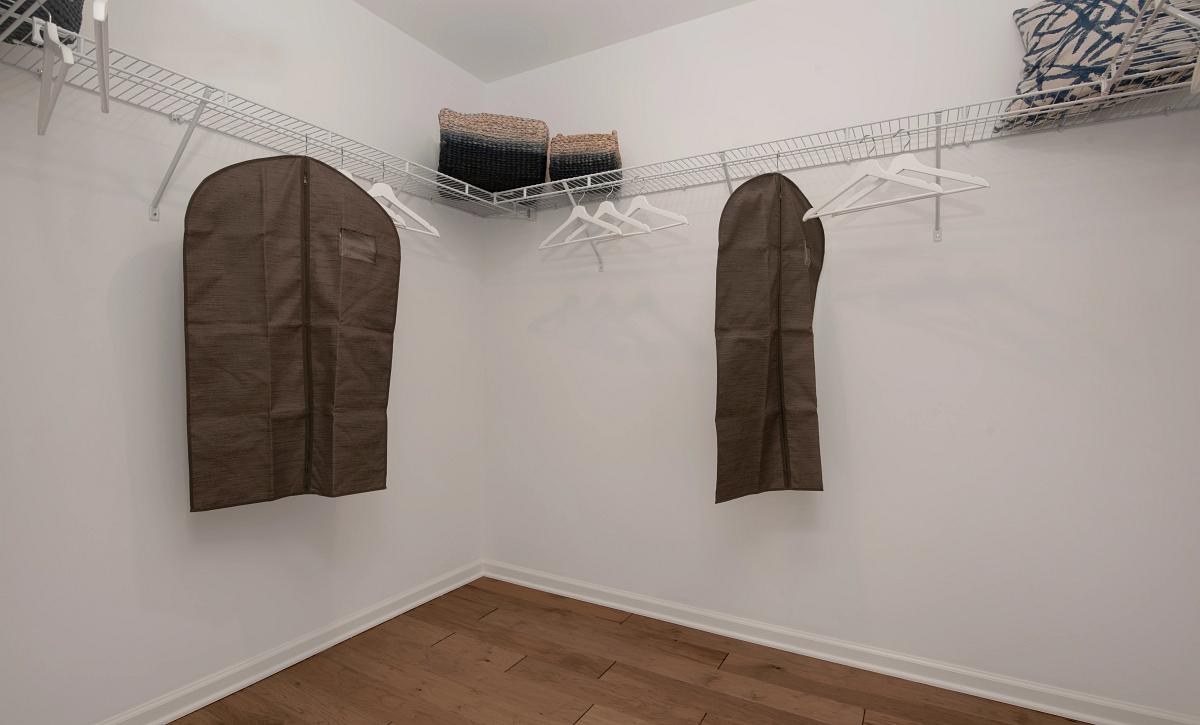 Delaney plan Owner's Closet