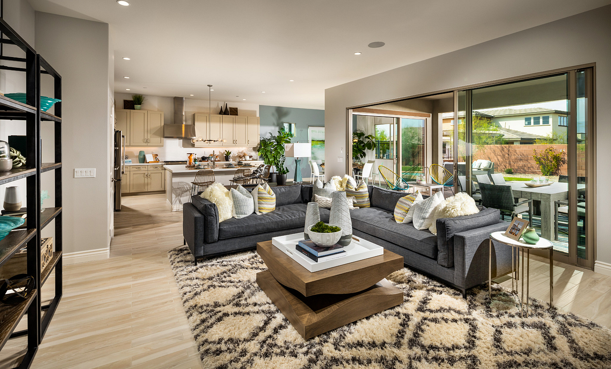 Trilogy Polo Club Proclaim Living Space