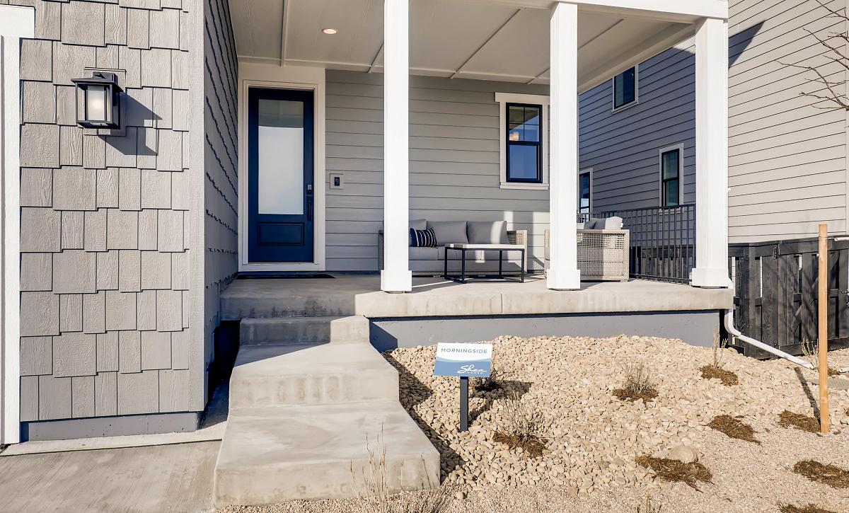 Solstice Stargaze Morningside Front Porch