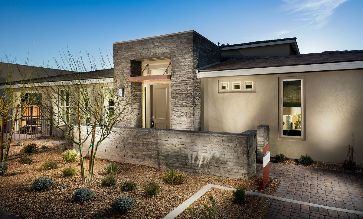 Trilogy in Summerlin Haven Exterior