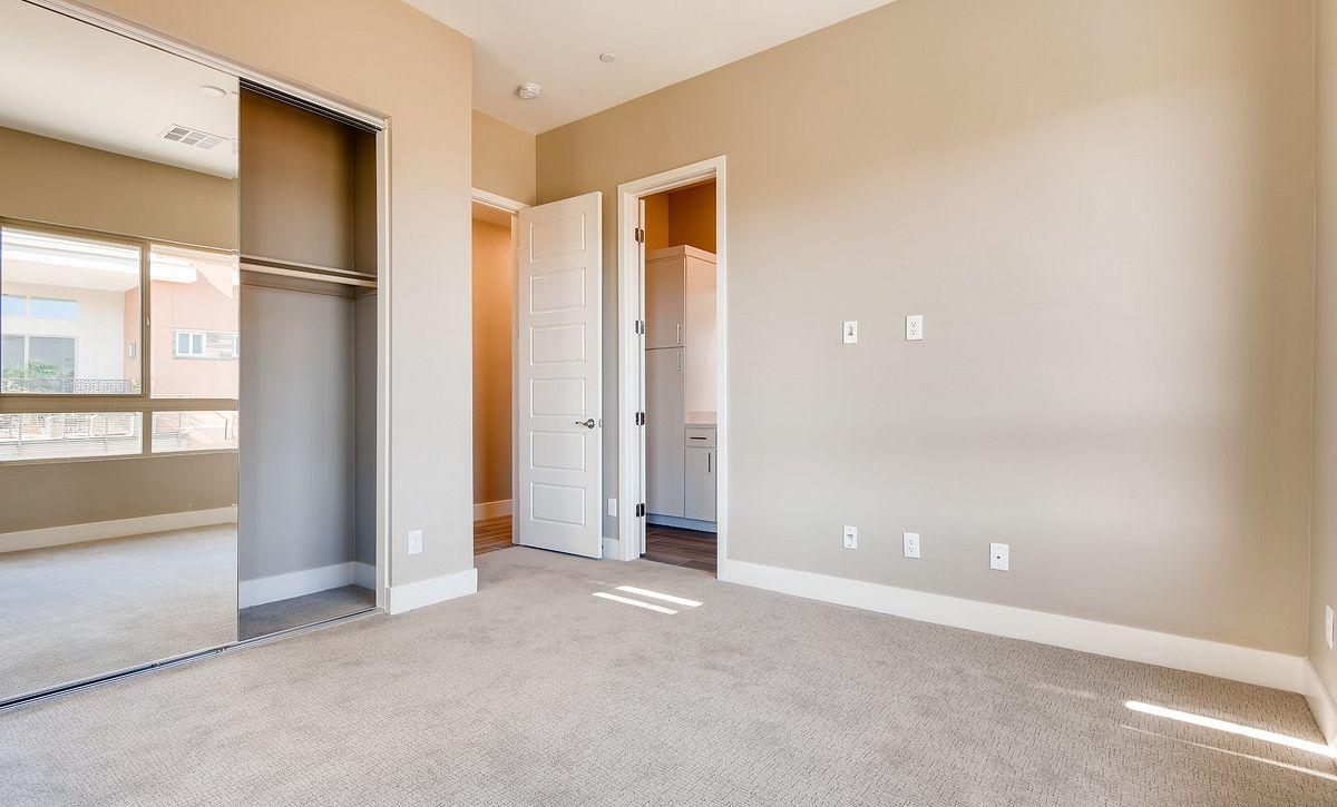 Trilogy Summerlin Apex Guest Bedroom