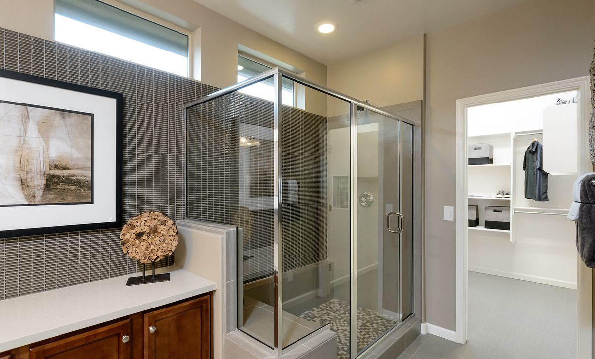 Optic Model Master Bath