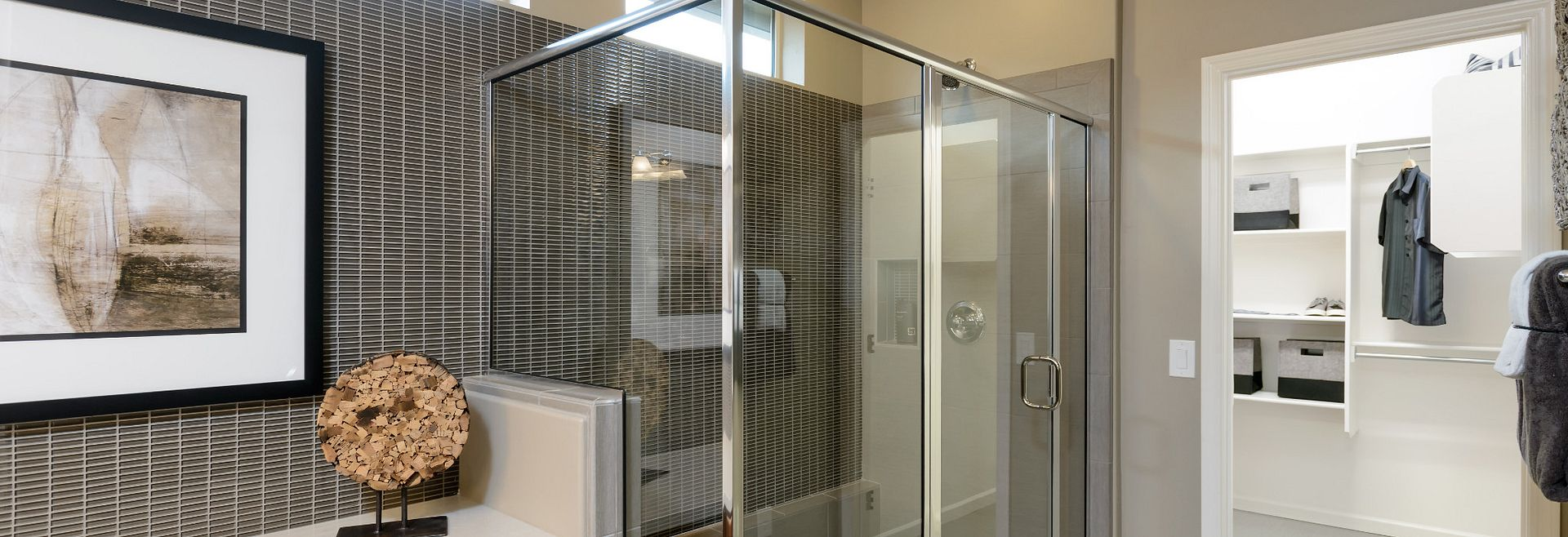 Optic Model Master Bathroom
