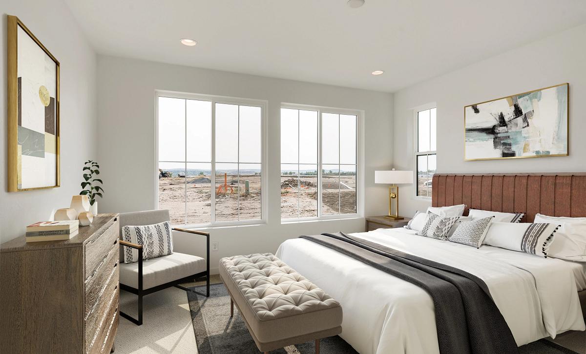 Solstice Harmony Serenity Master Bedroom