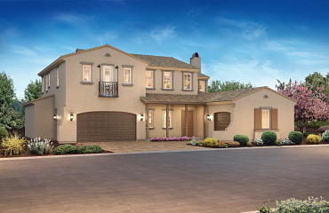The Enclave Plan 4 Elevation A