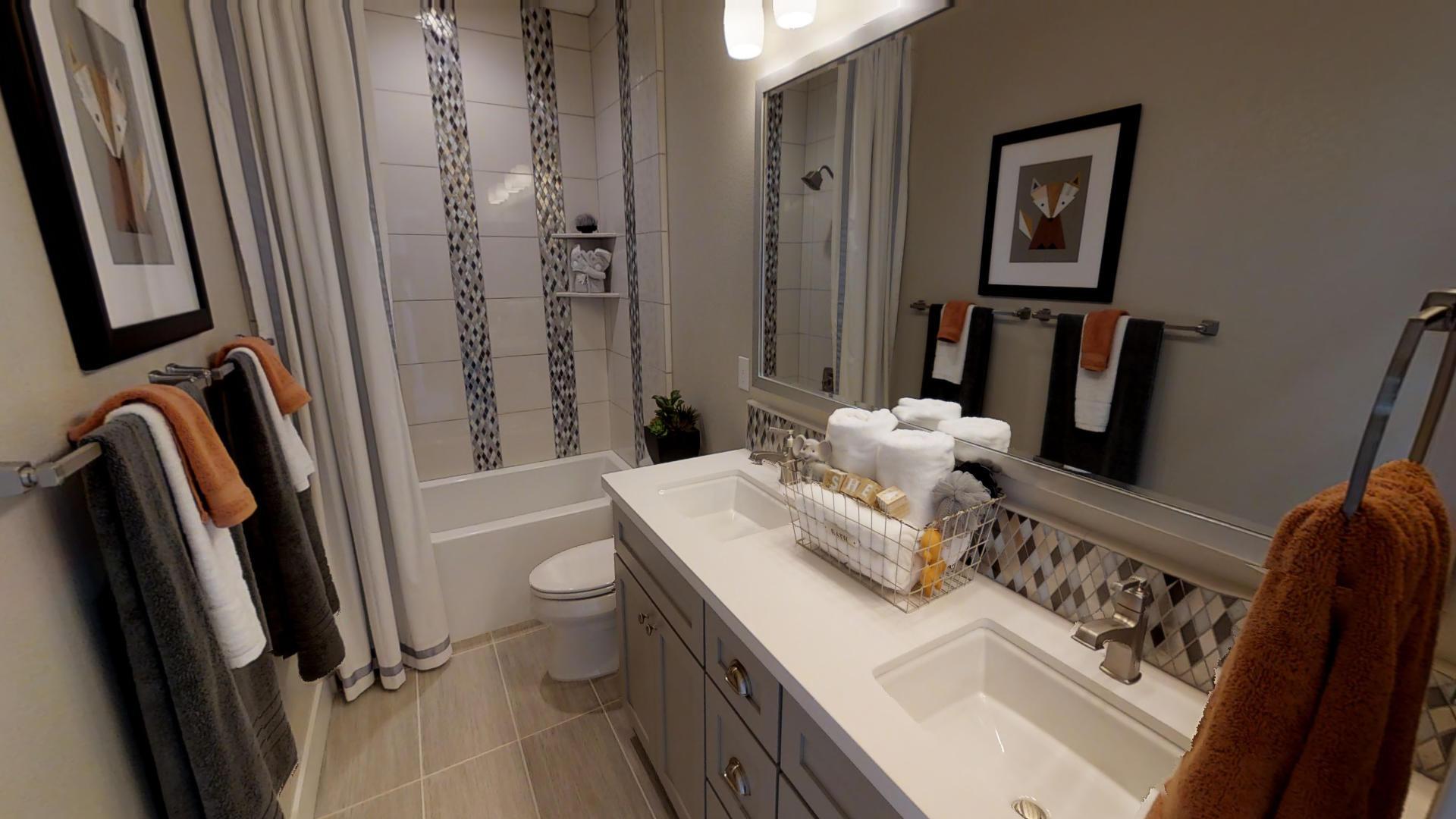 Ashford at Mountain House Plan 1 Bathroom