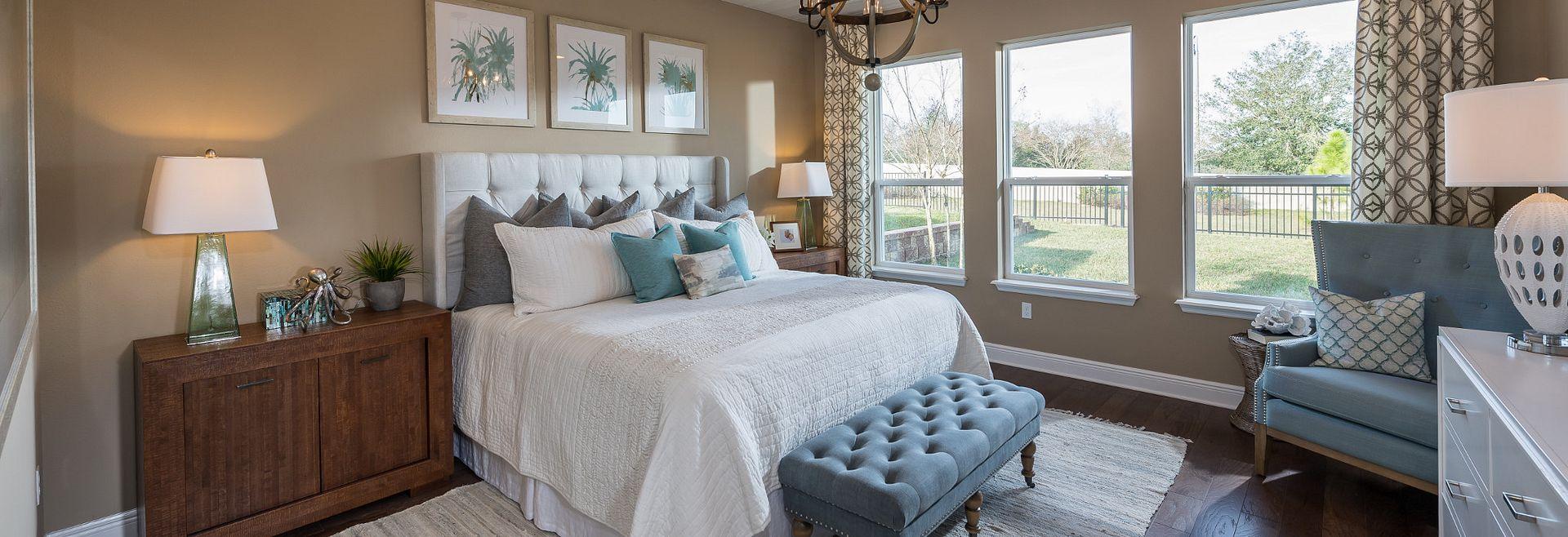 Declare Plan Master Bedroom