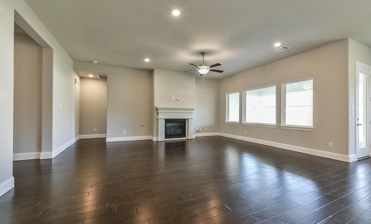 Harper's Preserve Plan 5009 Living Room