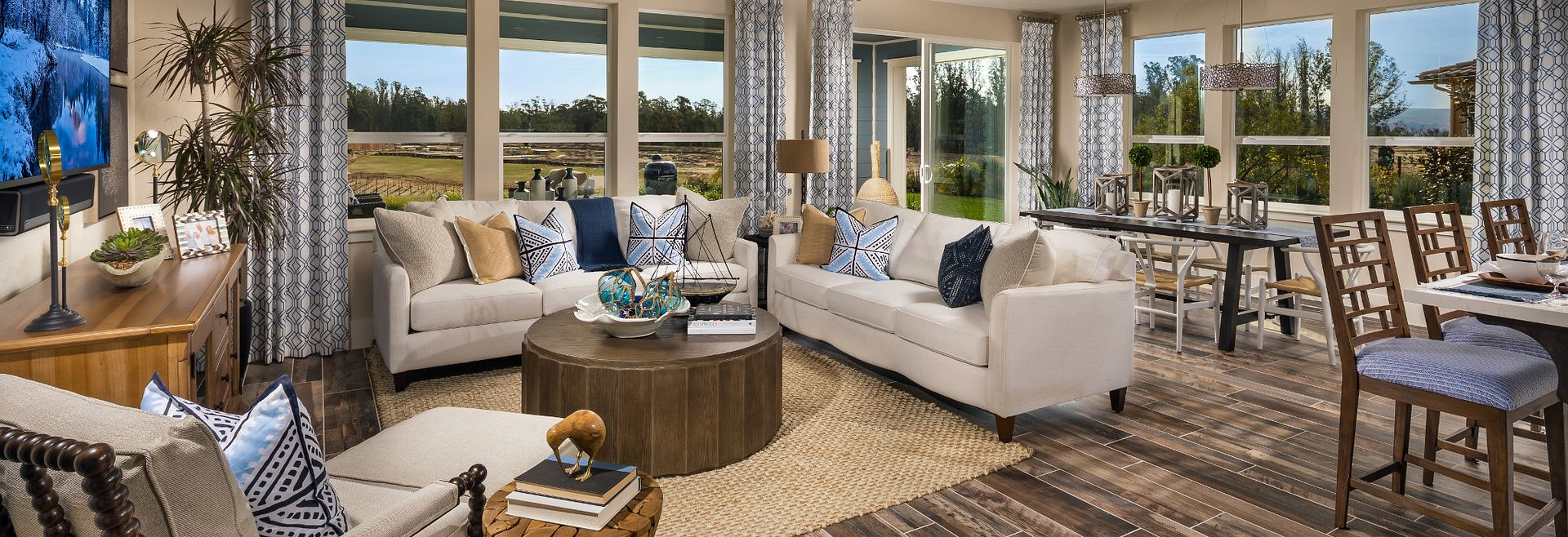 Trilogy Monarch Dunes Solvang Living Space