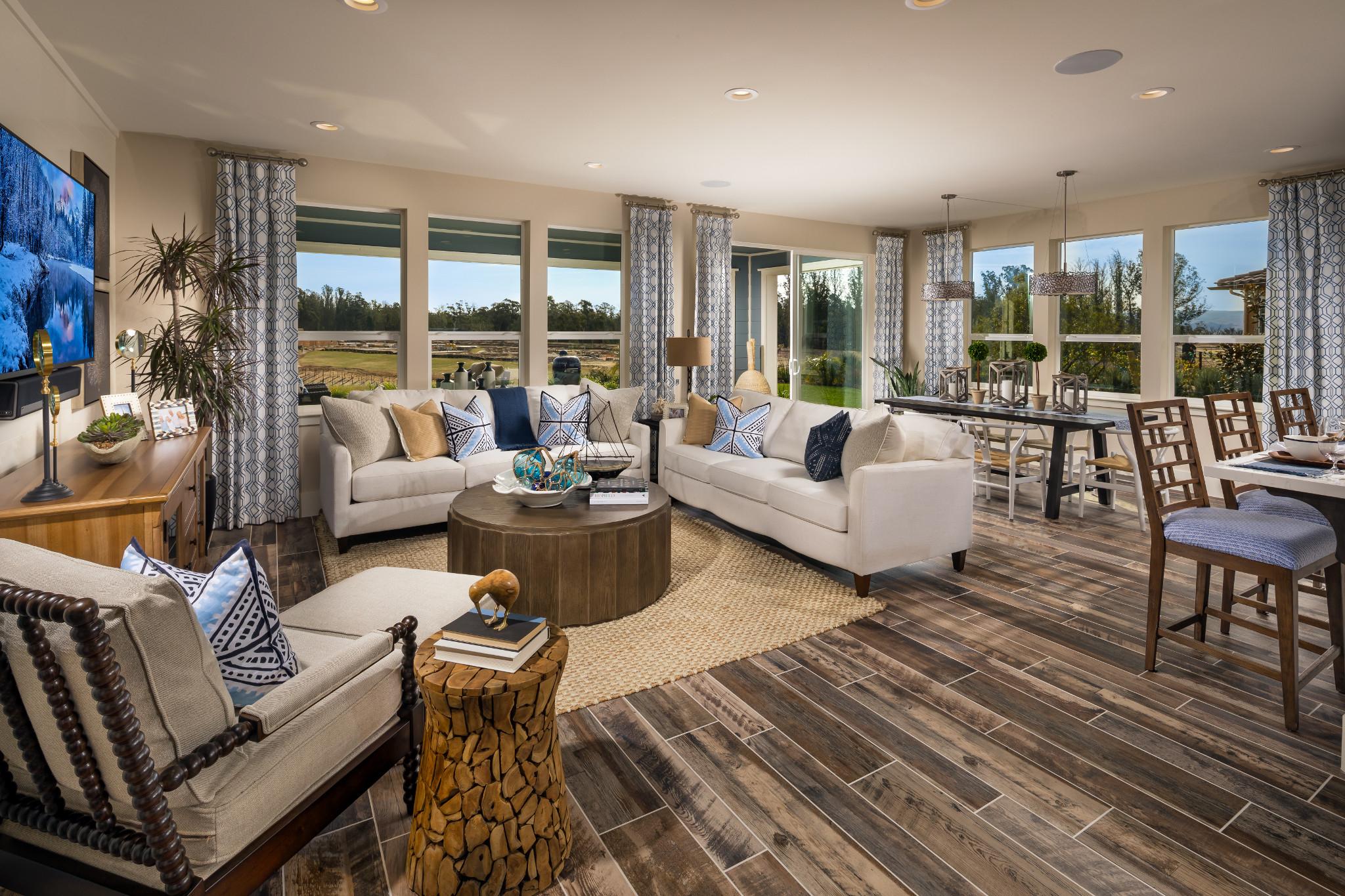 Trilogy Monarch Dunes Solvang Living Space