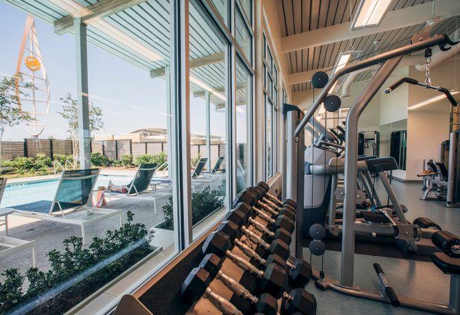 Meridiana Community Fitness Center