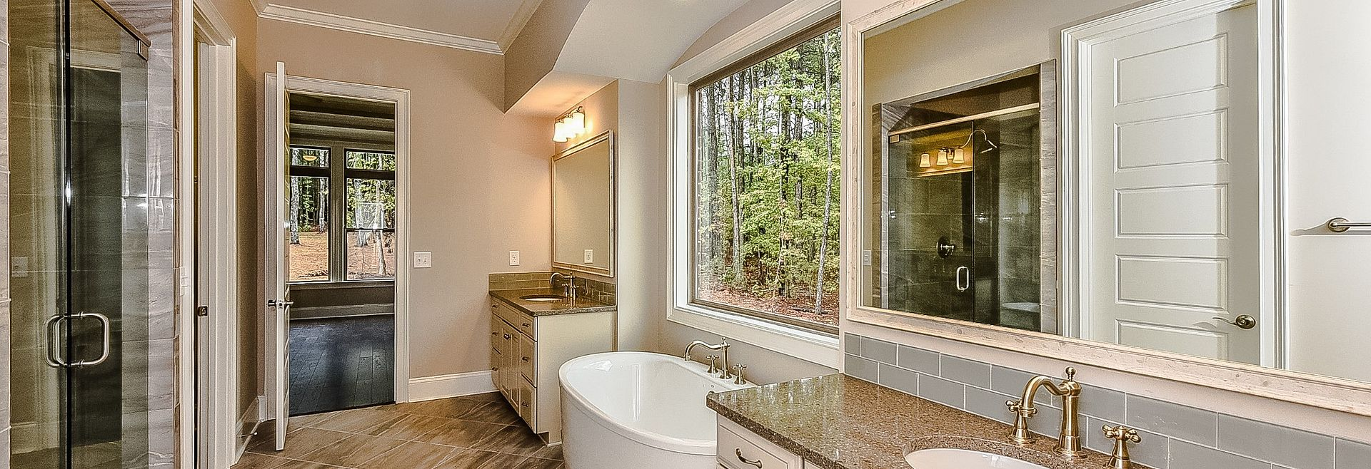 Aspen Plan Owner's Bath