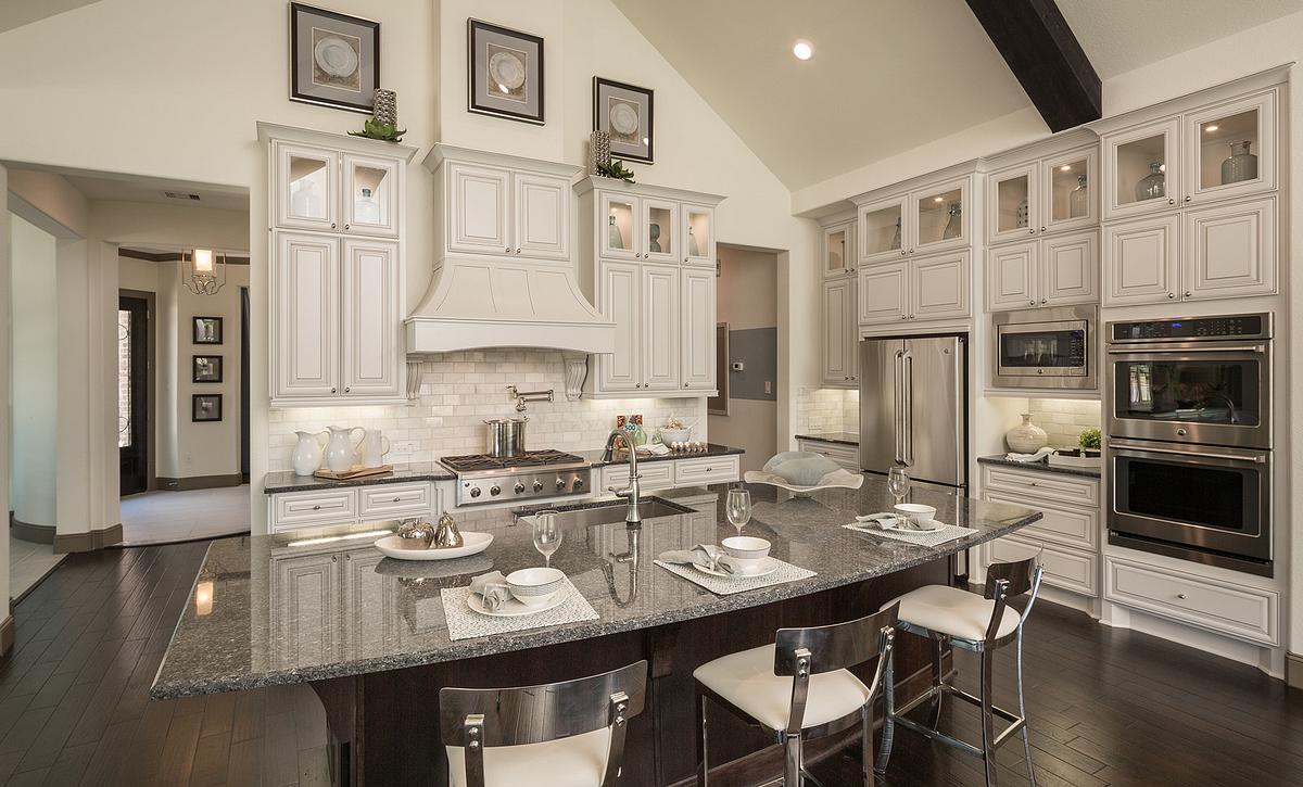 Plan 5128 Kitchen