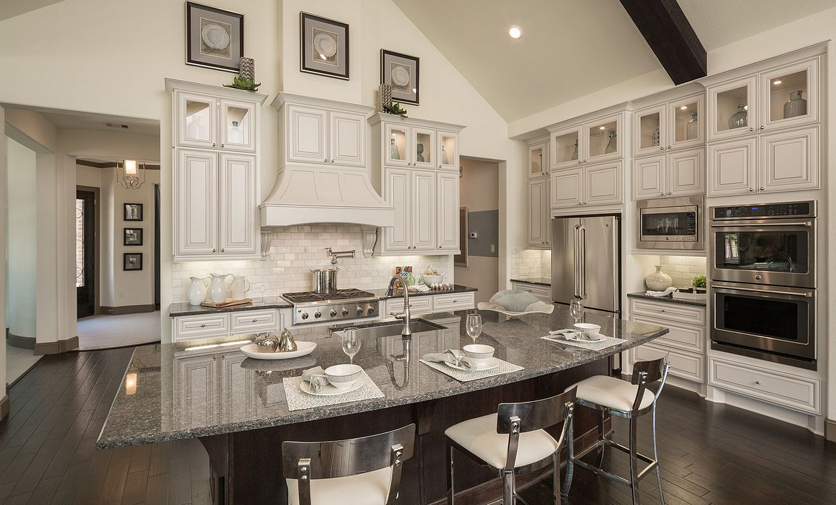 Plan 5128 Kitchen