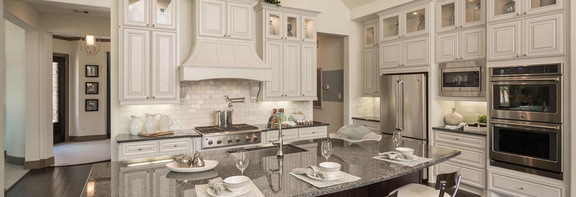 Harmony Plan 5128 Kitchen