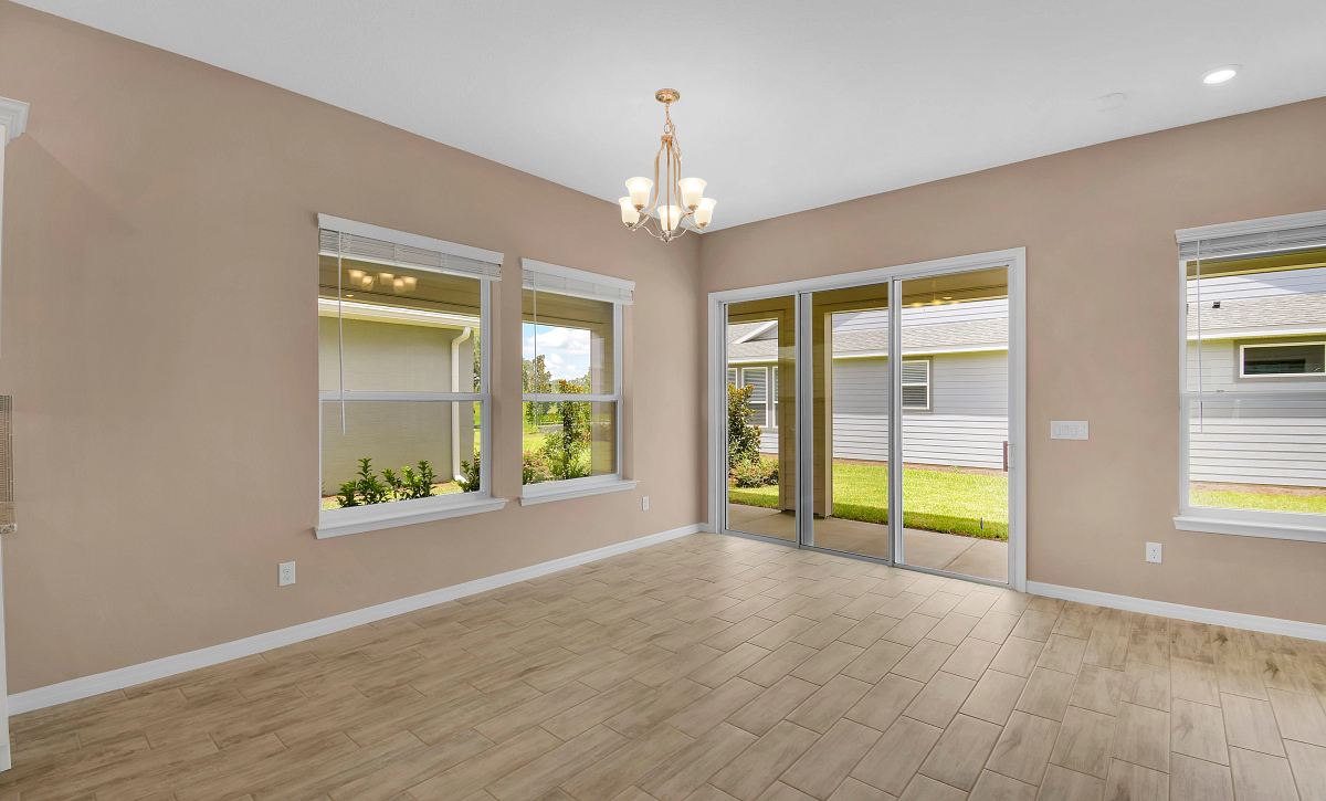 Trilogy at Ocala Preserve Quick Move In Home Imagine Plan Dining