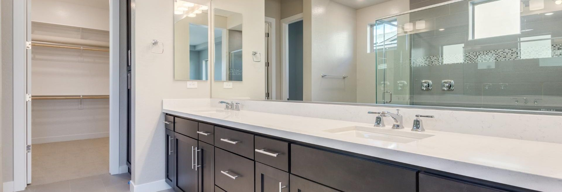 Evolve Homesite 7 Master Bath