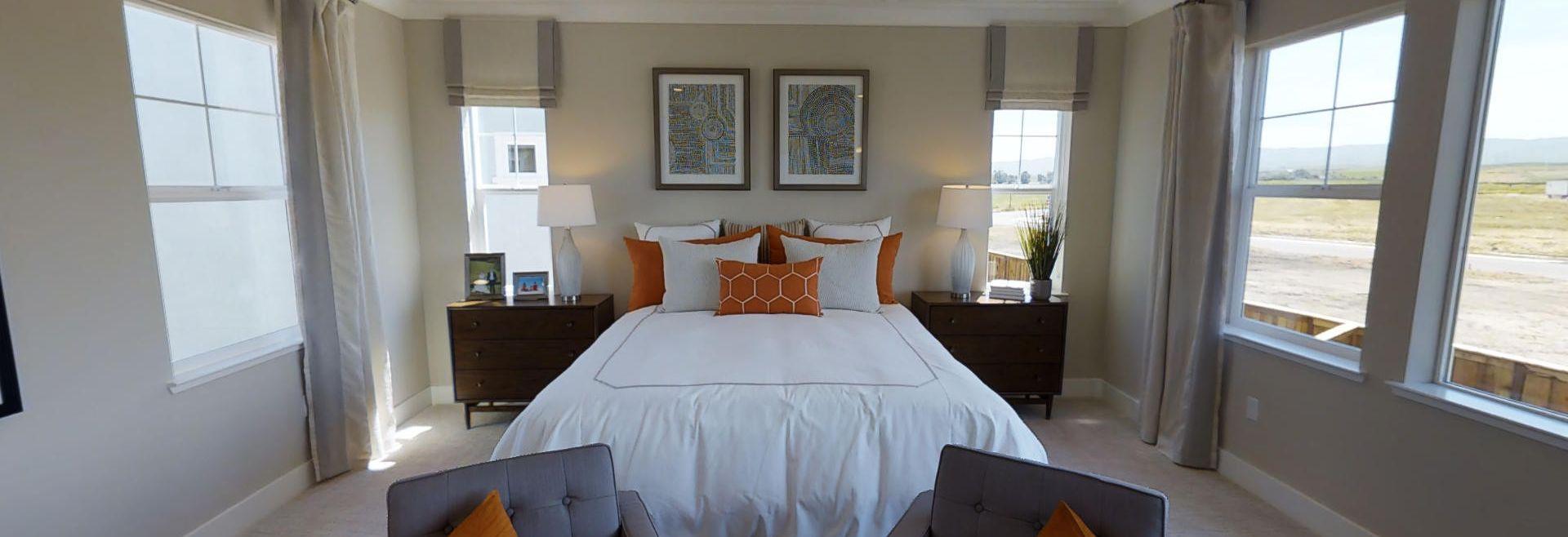 Ashford Plan 1 Master Bedroom