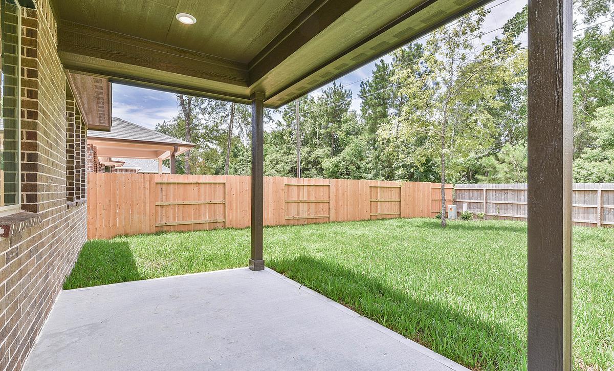 Plan 4049 Outdoor Living