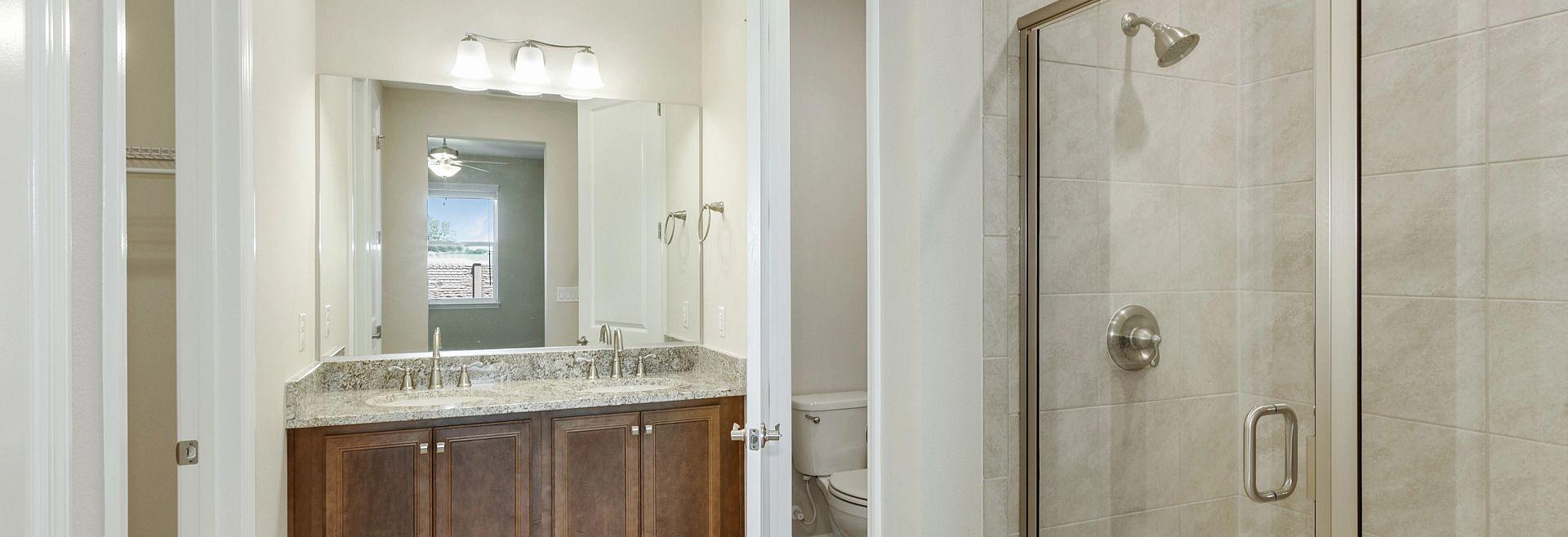Trilogy at Ocala Preserve Rome Quick Move In Master bath