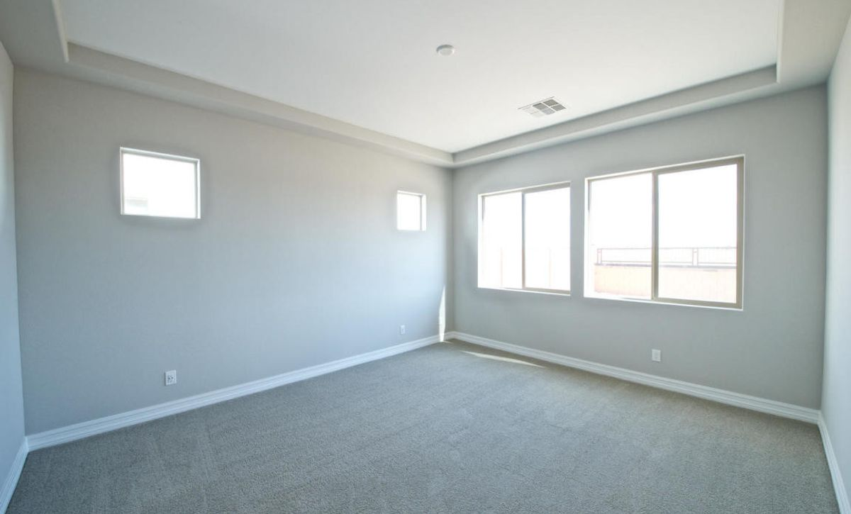Origin Homesite 258 Master Bedroom
