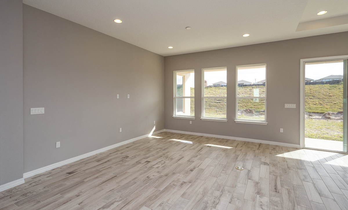 Trilogy Orlando Quick Move In Home Imagine Plan Great Room
