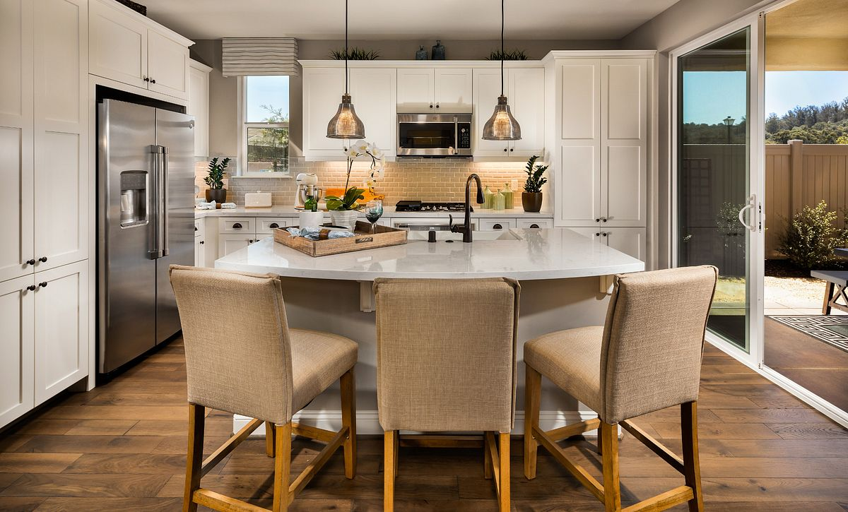 Shea Homes Rice Ranch Acacia+ Kitchen