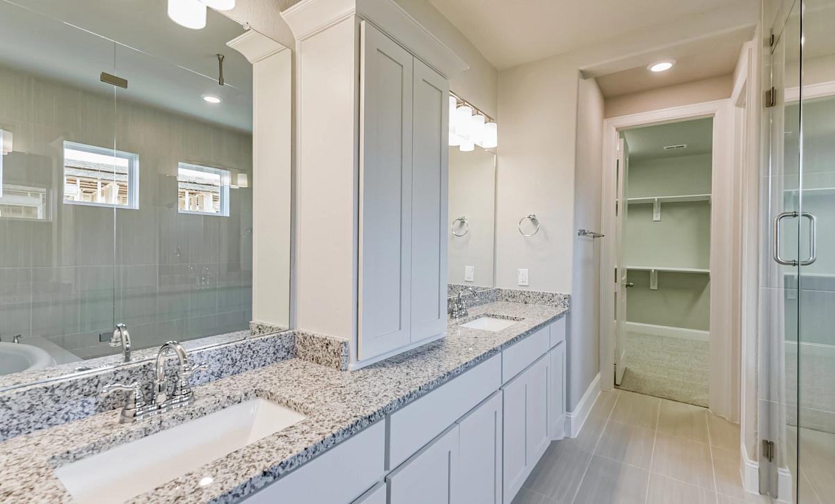 Sienna 65 Plan 5030 Primary Bathroom