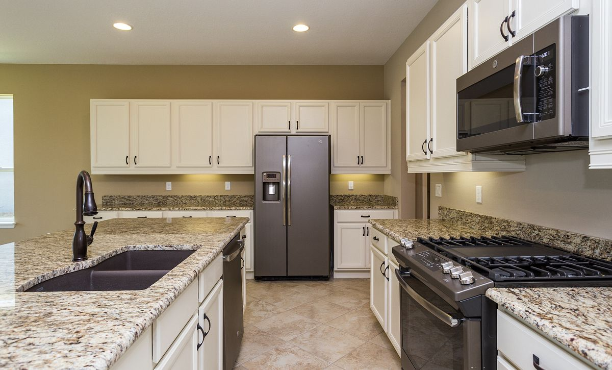 Trilogy Orlando Quick Move In Home Excite Kitchen