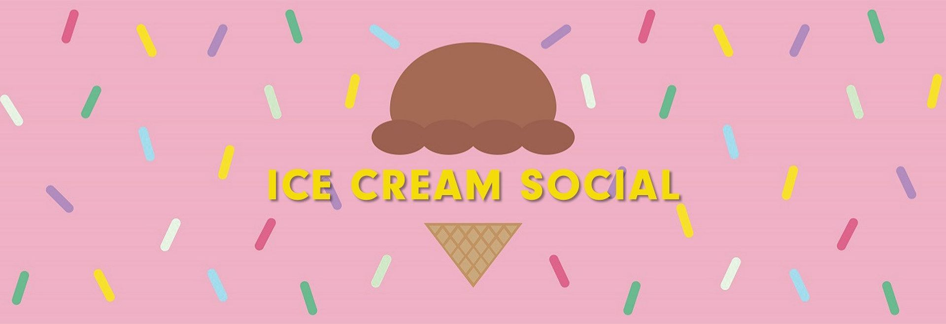 Ice Cream Social Promotion