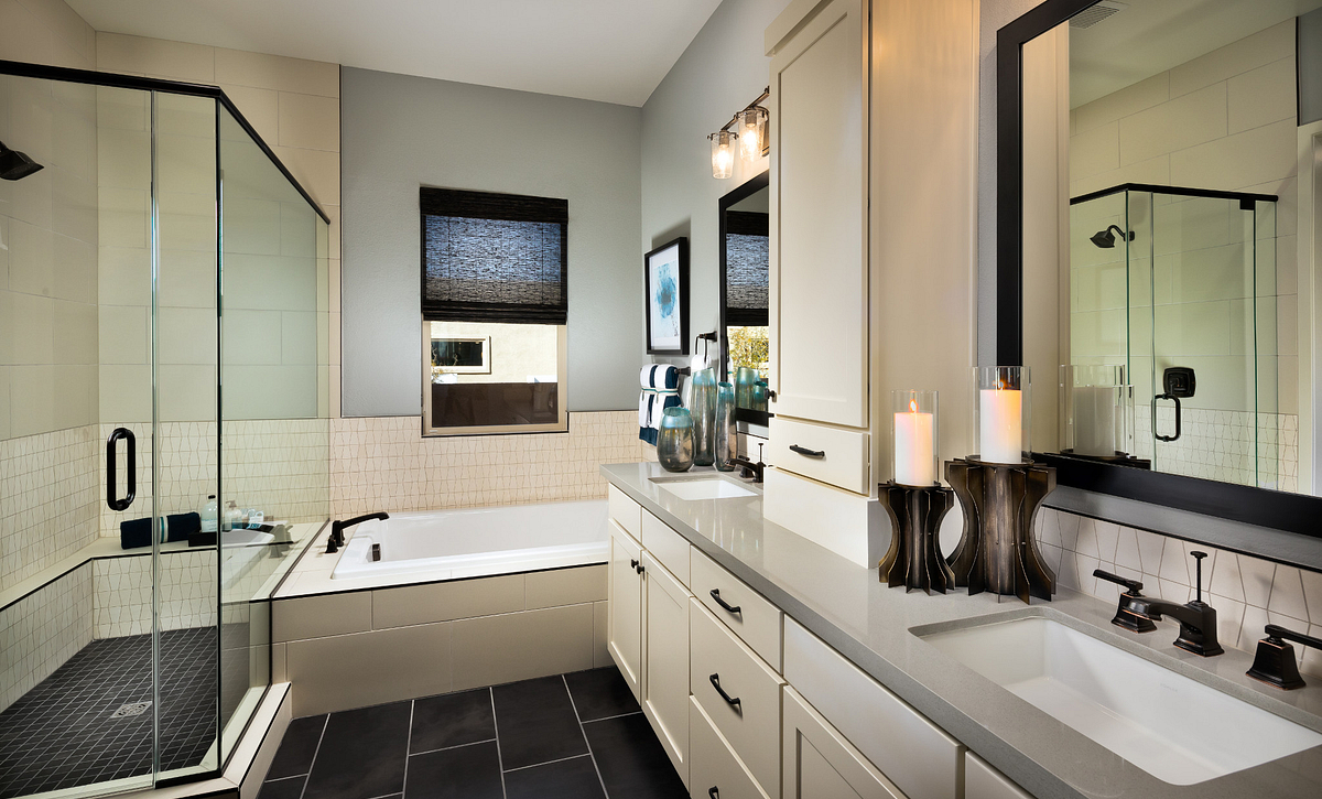 Trilogy Summerlin Splendor Master Bath