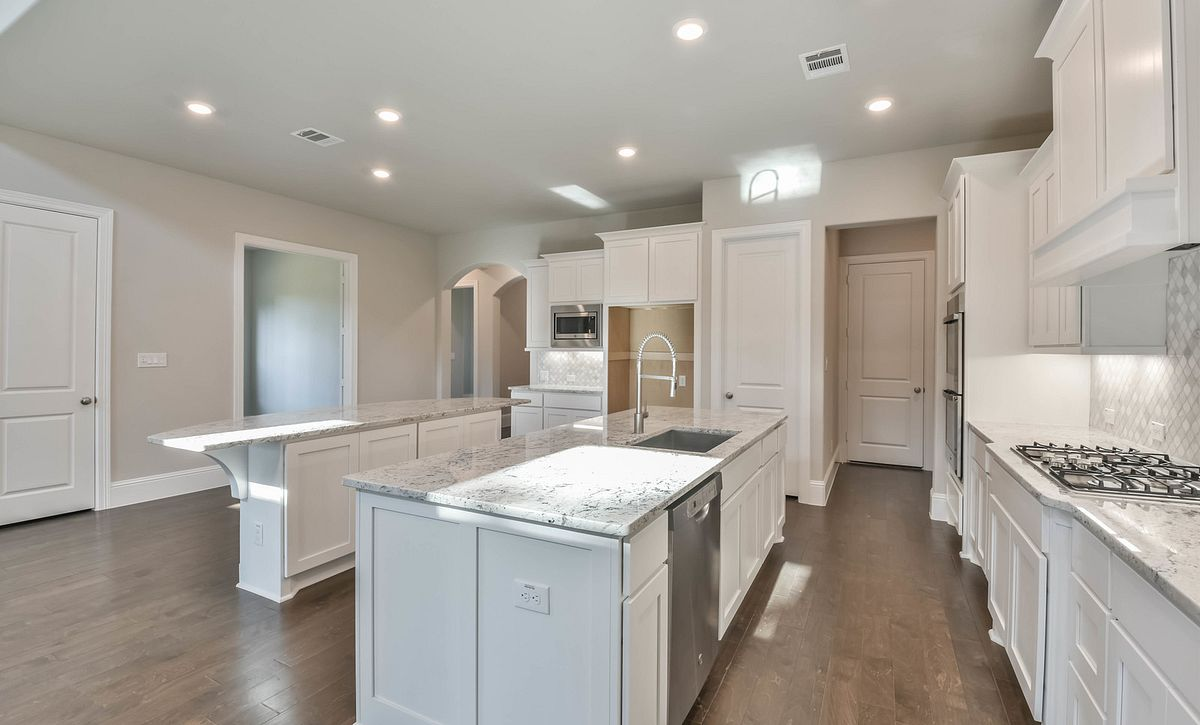 Plan 5050 Kitchen
