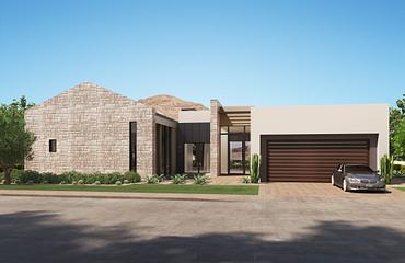 Residence 5 Single Level Style 1